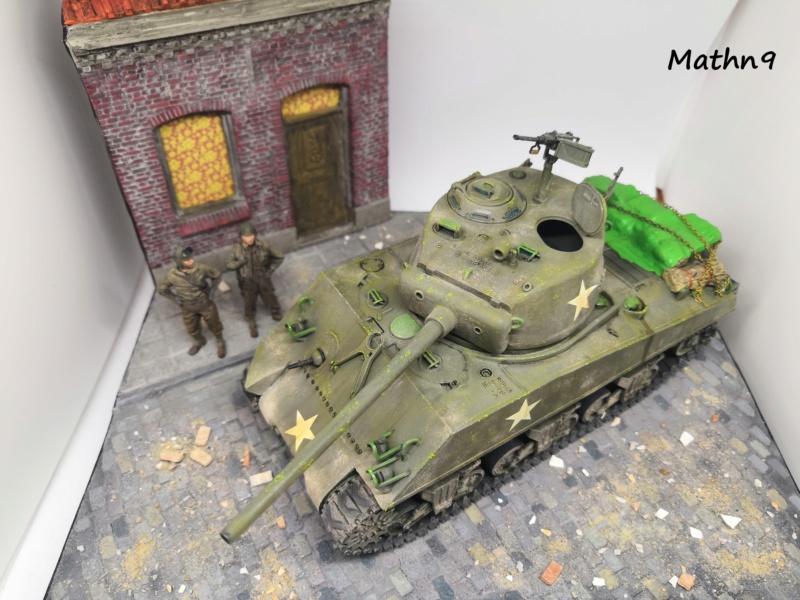 Sherman M4a3 76mm [1/35 Dragon] Img_2045