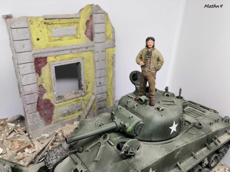Sherman M4A3 with Dozer [Academy 1/35] Img_2069