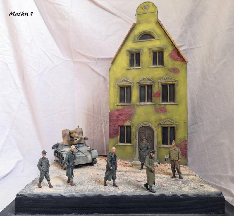 Panzerjäger I Ausf B [Dragon 1/35] + Maison R2 + Figurines Stalingrad Mantis Img_2104