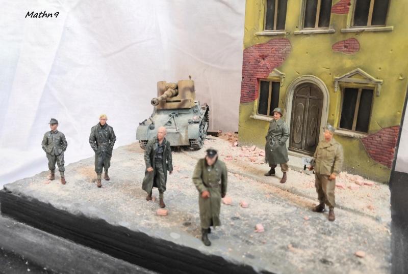 Panzerjäger I Ausf B [Dragon 1/35] + Maison R2 + Figurines Stalingrad Mantis Img_2106