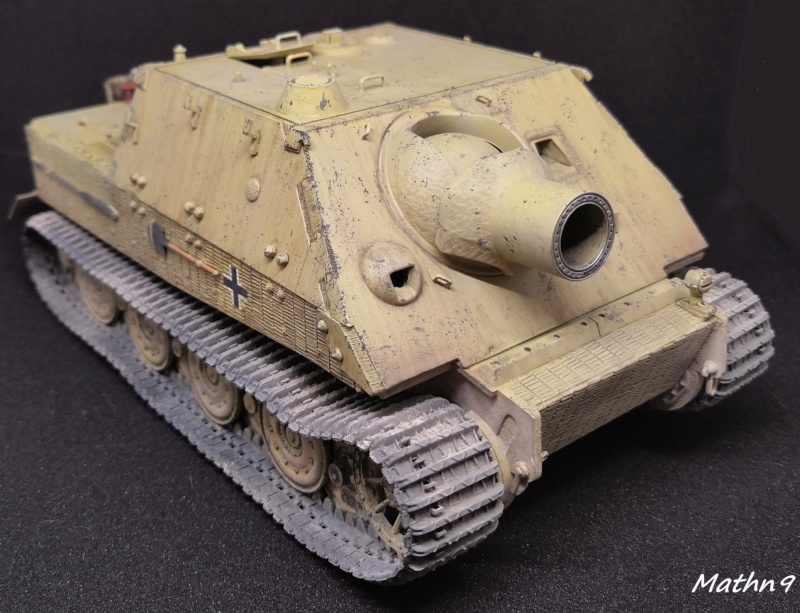 Sturmmörser Tiger [Italeri 1/35] à l'eau Img_2121