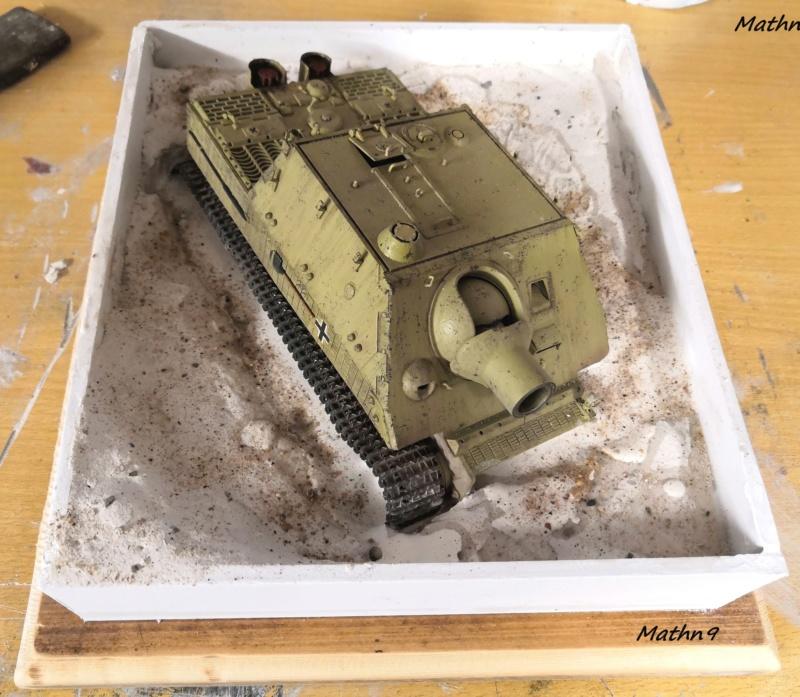 Sturmmörser Tiger [Italeri 1/35] à l'eau Img_2126