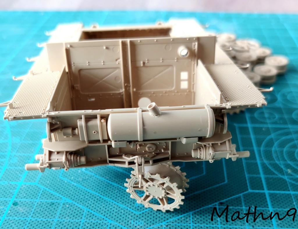 Panzer IV Ausf H + Figurine Mk35[1/35 RFM] Img_2172
