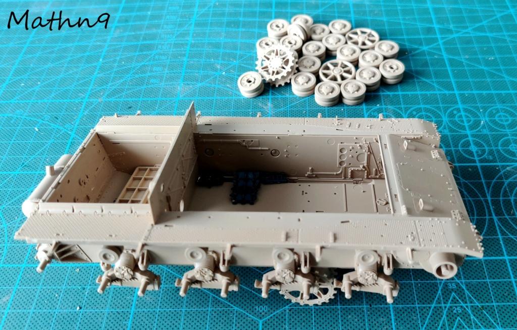Panzer IV Ausf H + Figurine Mk35[1/35 RFM] Img_2173
