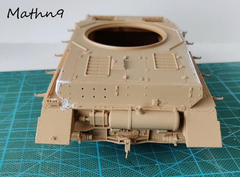 Panzer IV Ausf H + Figurine Mk35[1/35 RFM] Img_2174