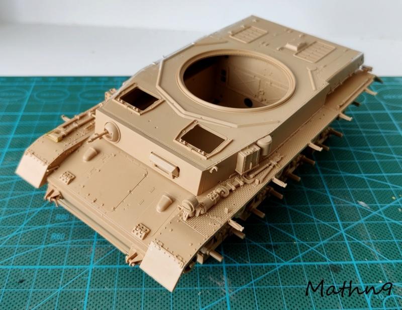 Panzer IV Ausf H + Figurine Mk35[1/35 RFM] Img_2176