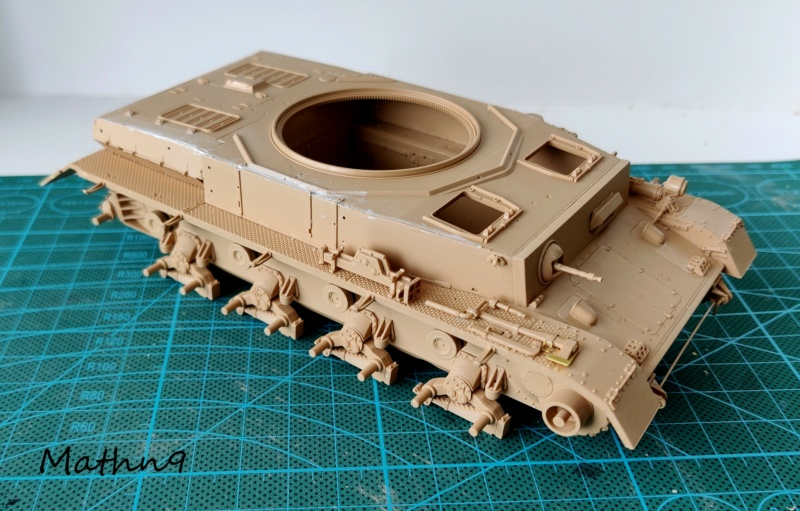 Panzer IV Ausf H + Figurine Mk35[1/35 RFM] Img_2177