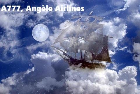 Voilà Ange aile Dame du Balcon 312