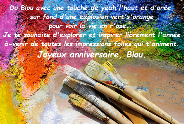 Blou , Blou notre Sirène Verseau 1er  - Page 2 Blou2110