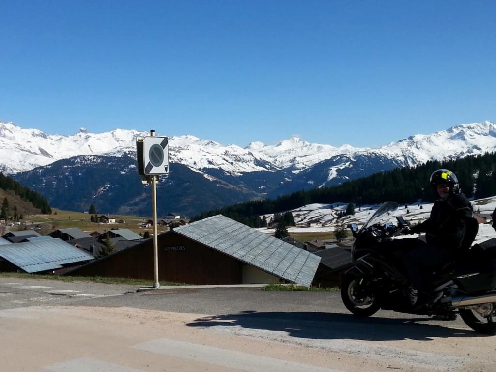 itinéraire des le massif des écrins   20160510