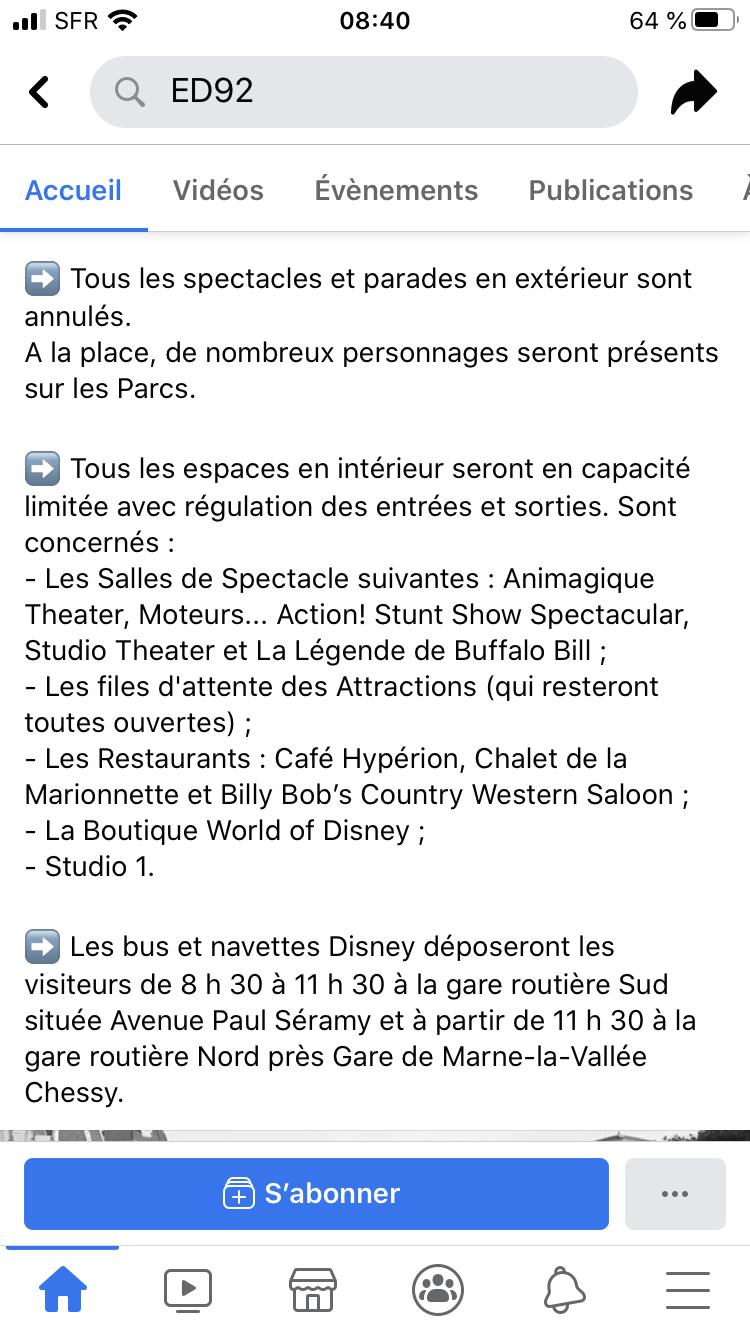 Fermeture des Parcs Disney du monde pendant la COVID-19 - Page 3 45f1a710