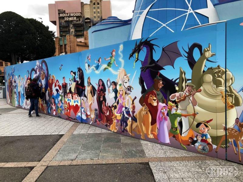 [Parc Walt Disney Studios] Animation Celebration – La Reine des Neiges : Une Invitation Musicale (17 novembre 2019) - Page 3 D1sq2y10