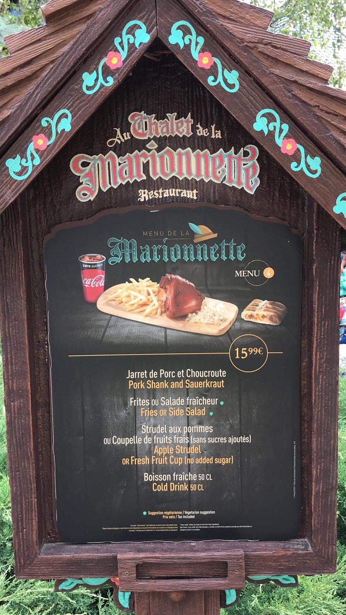 Les menus des Fast food et restauration rapide à Disneyland Paris - Page 23 Dhwel710