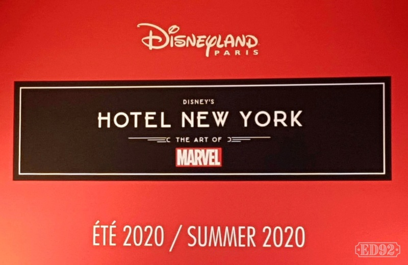 Disney's Hotel New York - The Art of Marvel (2021) - Page 15 Dwovoj10