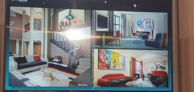 Disney's Hotel New York - The Art of Marvel [2021] - Page 20 Eefwjf10