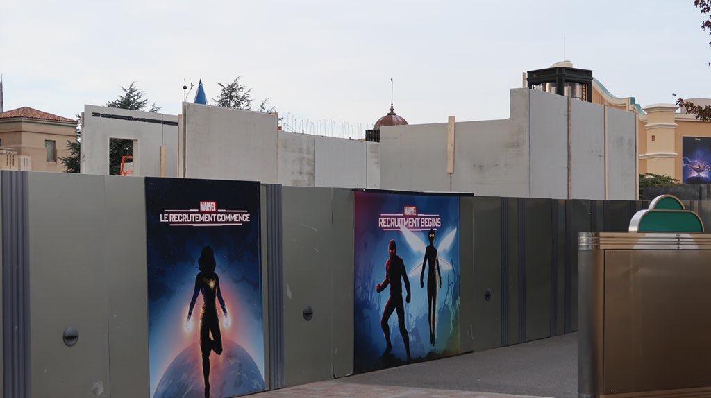 [Parc Walt Disney Studios] WEB SLINGERS: A Spider-Man Adventure (2021) - Page 8 F1164210