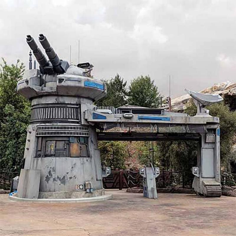 [Disneyland Park] Star Wars: Galaxy's Edge (31 mai 2019) - Page 37 V101010