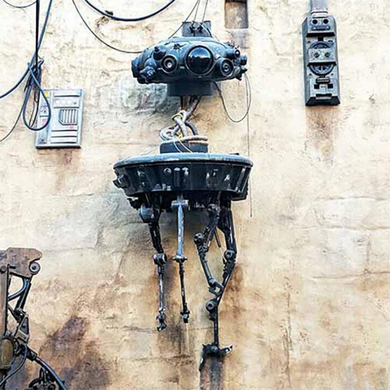 [Disneyland Park] Star Wars: Galaxy's Edge (31 mai 2019) - Page 37 V81010