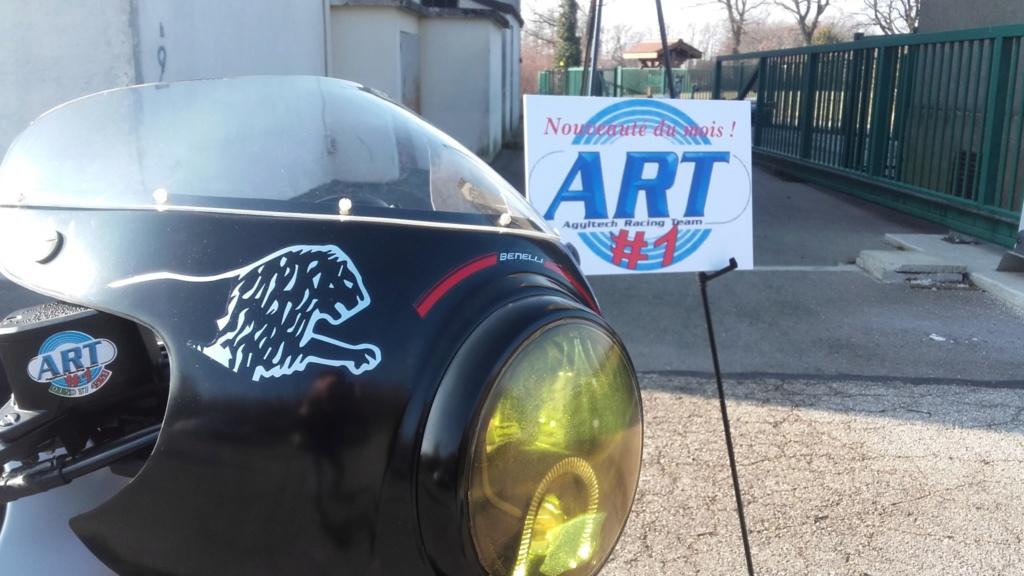 LEONCINO RACERT  ART MOTOS ! 20190114