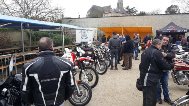 Rassemblement moto à La Chapelle Palluau 23 février 2020 20200262