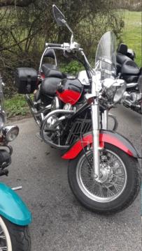 Rassemblement moto à La Chapelle Palluau 23 février 2020 20200266