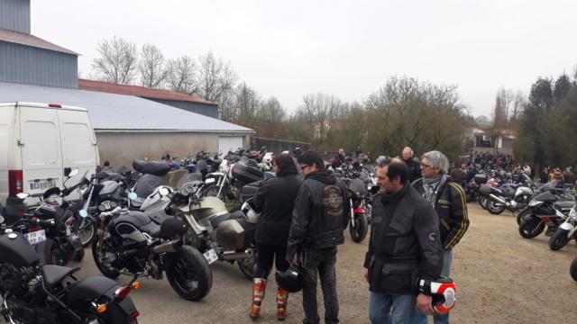 Rassemblement moto à La Chapelle Palluau 23 février 2020 20200268