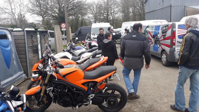 Rassemblement moto à La Chapelle Palluau 23 février 2020 20200269