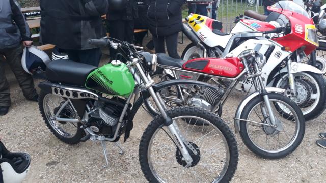 Rassemblement moto à La Chapelle Palluau 23 février 2020 20200274