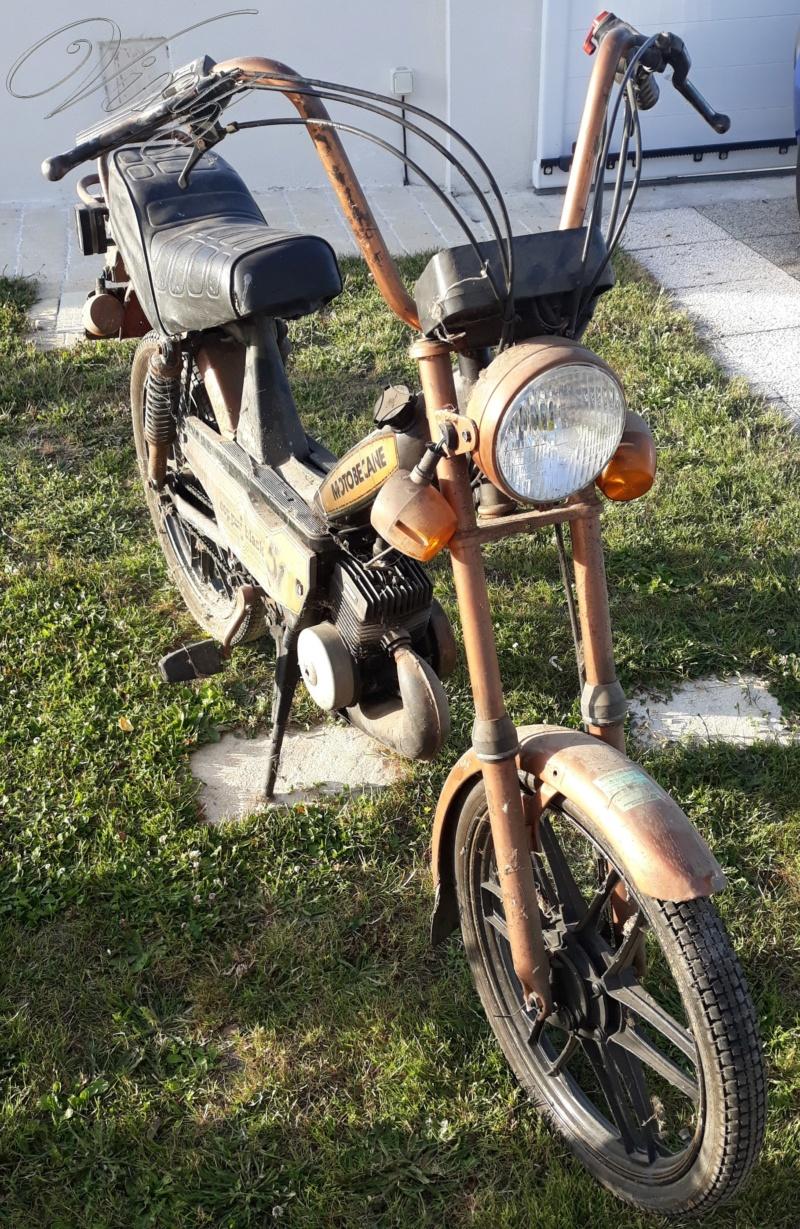 Motobécane 51 Cooper black 20200727