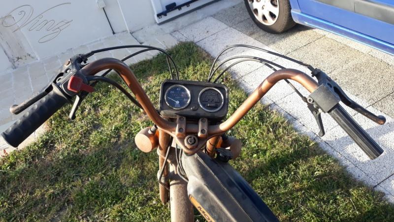 Motobécane 51 Cooper black 20200733