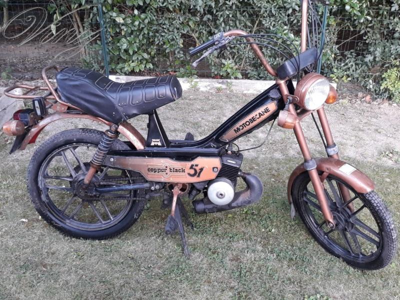 Motobécane 51 Cooper black 20200736