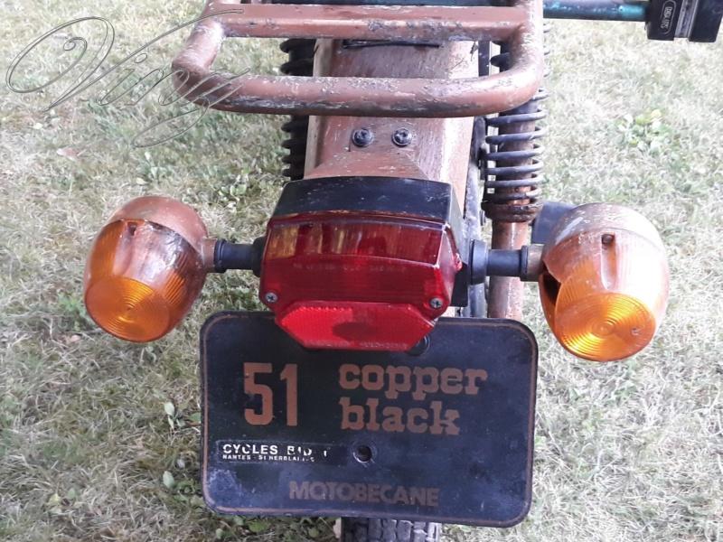 Motobécane 51 Cooper black 20200738