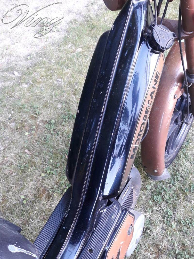 Motobécane 51 Cooper black 20200739