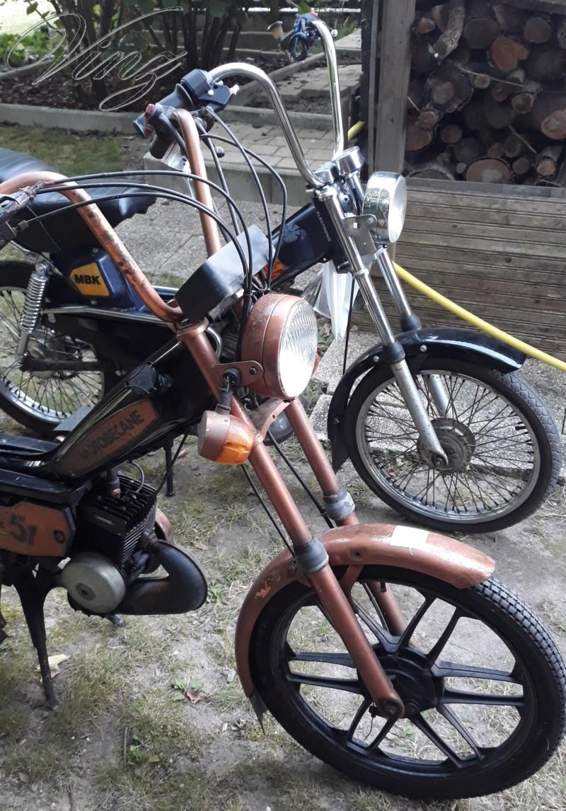 Motobécane 51 Cooper black 20200741