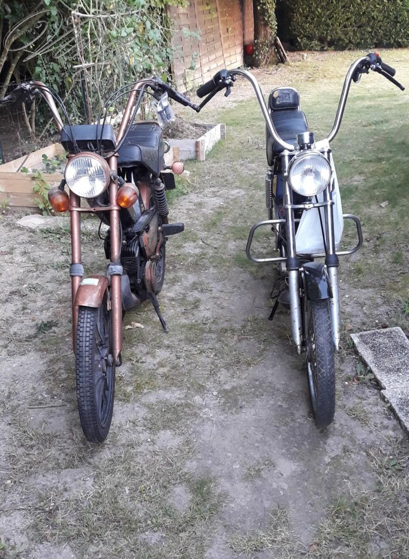 Motobécane 51 Cooper black 20200742
