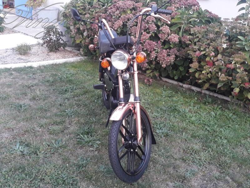 Motobécane 51 Cooper black 20200913
