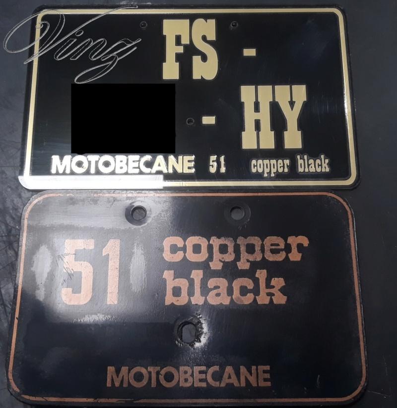 Motobécane 51 Cooper black 20200942