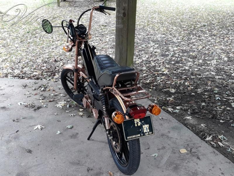 Motobécane 51 Cooper black 20200943