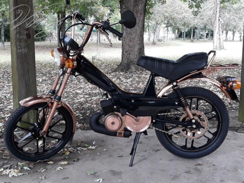 Motobécane 51 Cooper black 20200944