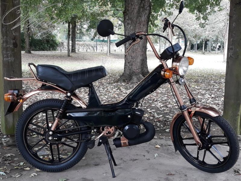 Motobécane 51 Cooper black 20200945