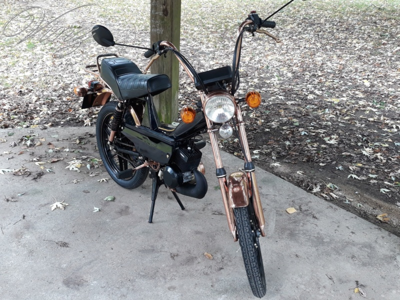 Motobécane 51 Cooper black 20200946
