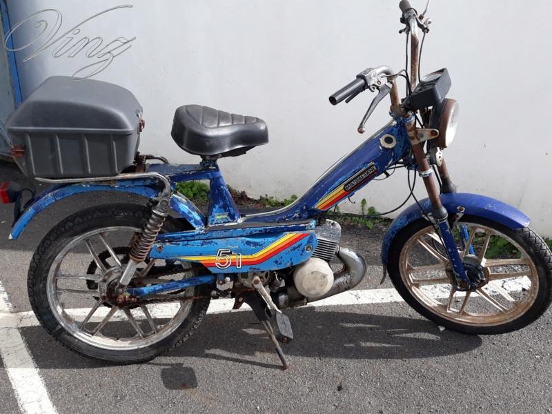 Motobécane 51 super -> west 20200948