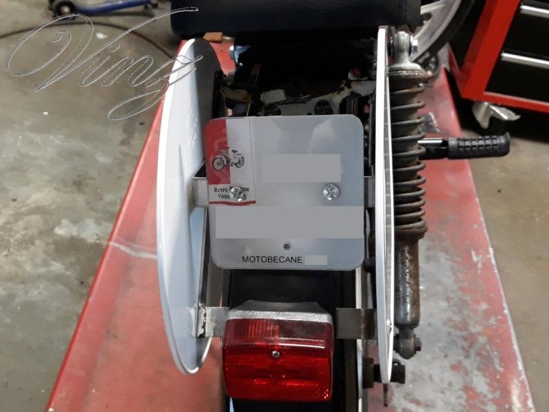Motobécane 51 Le Mans anniversaire 51dari40