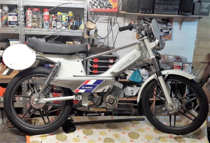 Motobécane 51 Le Mans anniversaire 51dari56