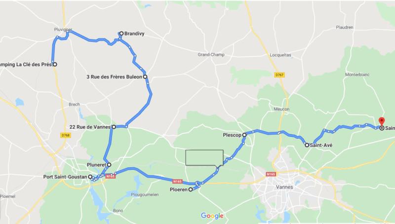 Breizh mob du 21 au 24 mai 2020 à Pluvigner 56 ANNULE Pareco14