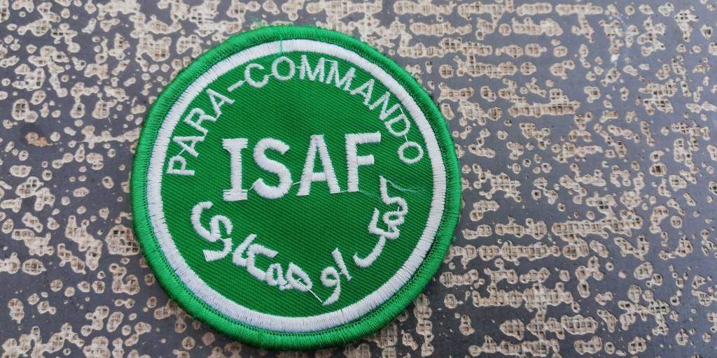 INSIGNES BELGES * MISSION EXTERIEURE OTAN ISAF ONU KFOR ISFOR SFOR ... Img_2315