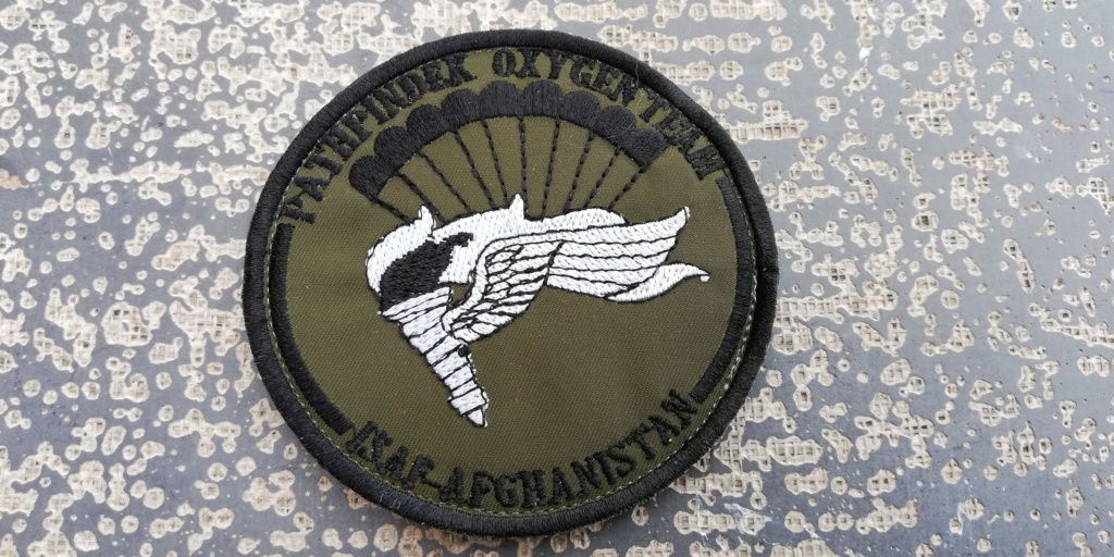 INSIGNES BELGES * MISSION EXTERIEURE OTAN ISAF ONU KFOR ISFOR SFOR ... Img_2317