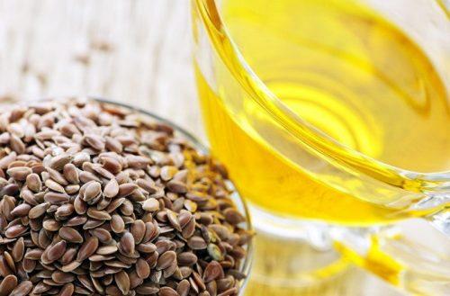 Смесь из меда, льняного масла, чеснока и лимона Med-i-10