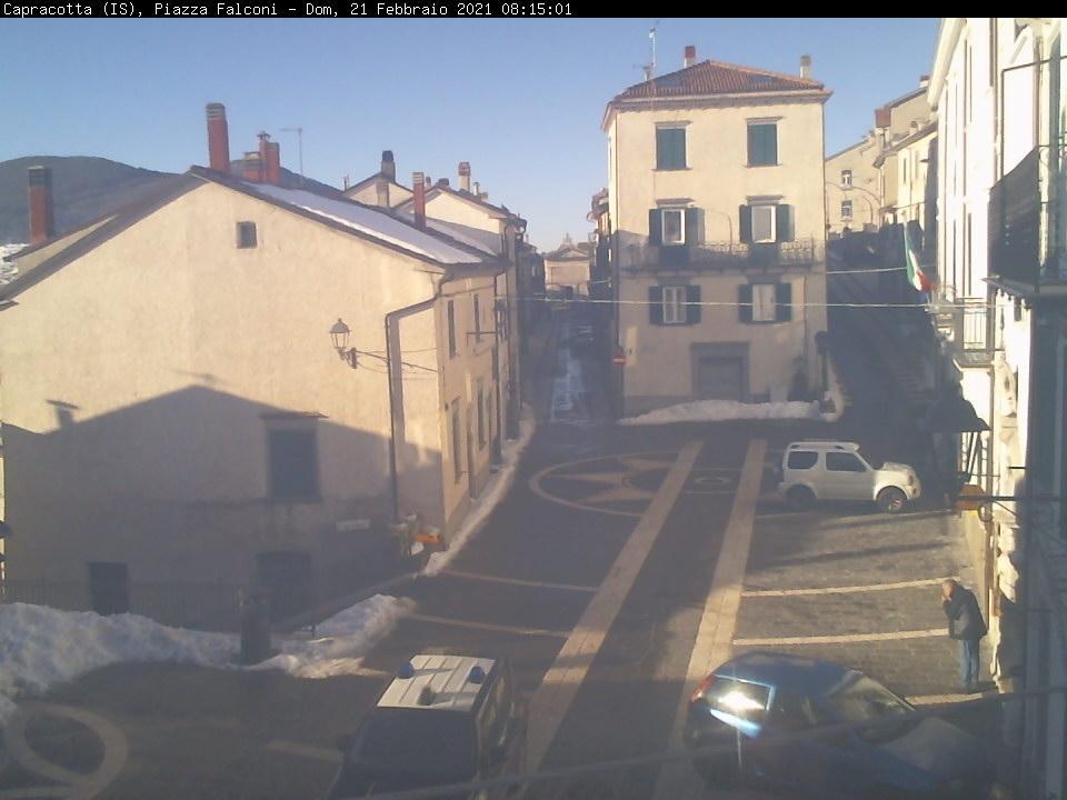 Webcam Capracotta S40mfs10