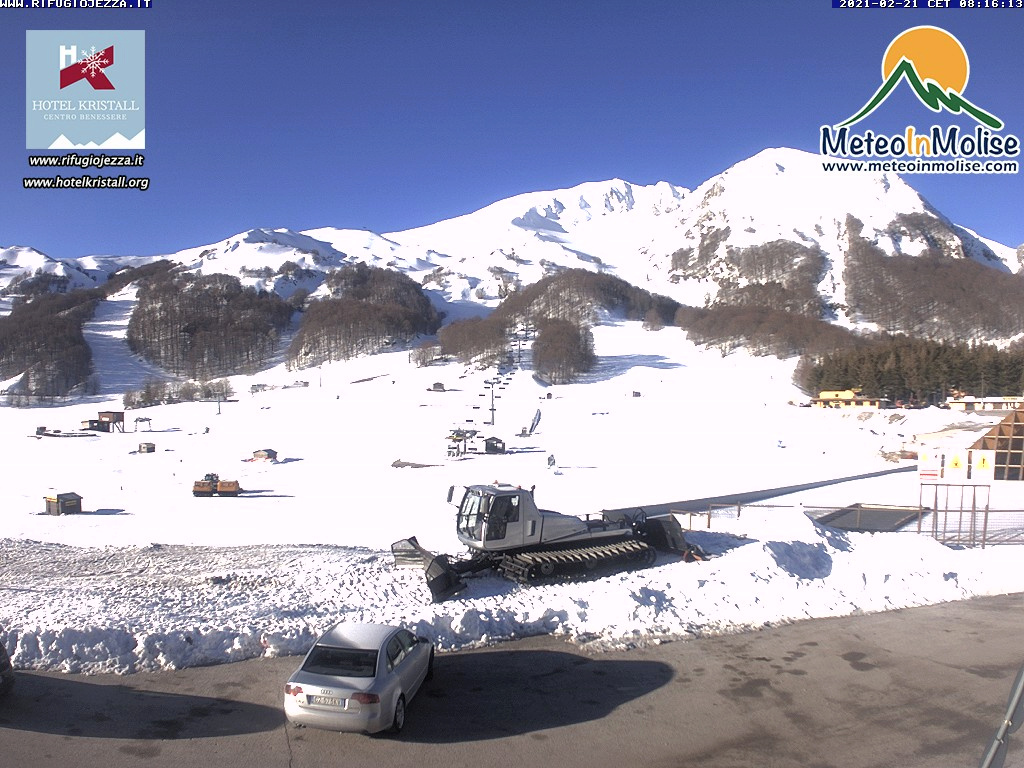 Webcam Campitello Matese Piste Webcam10